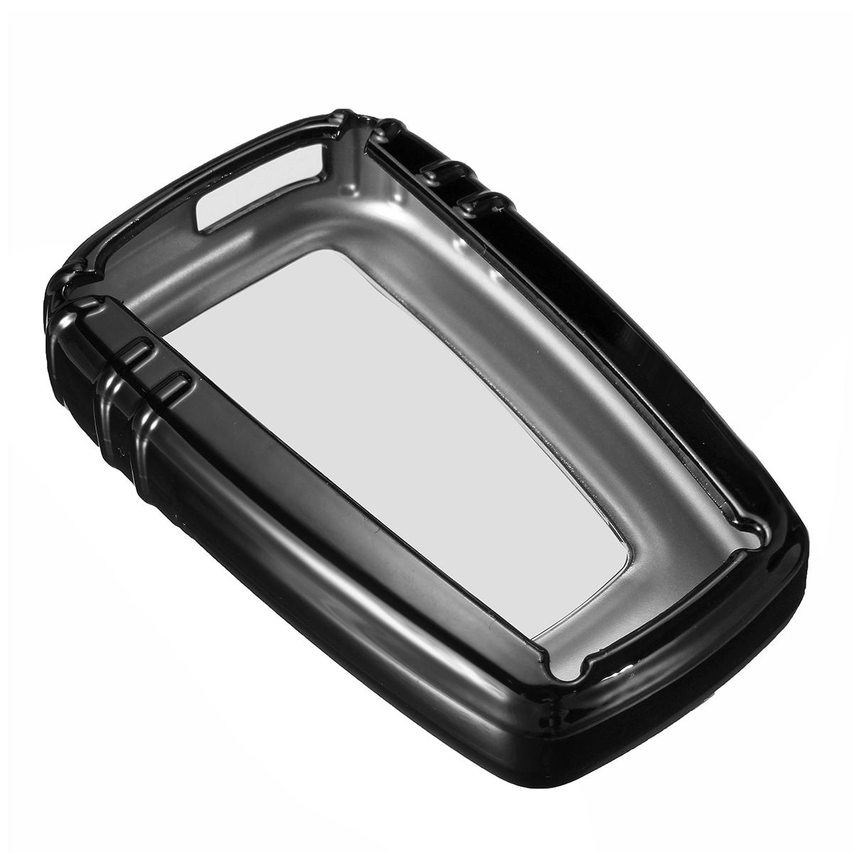 Smart Remote Key Case Cover Fob Holder For Toyota Camry CHR Prius Avalon RAV4 Corolla