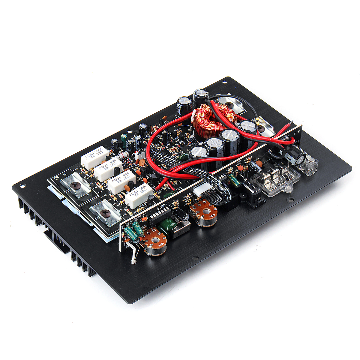 12V 600W Car Audio High Power Car Amplifier Amp Board Powerful Subwoofer
