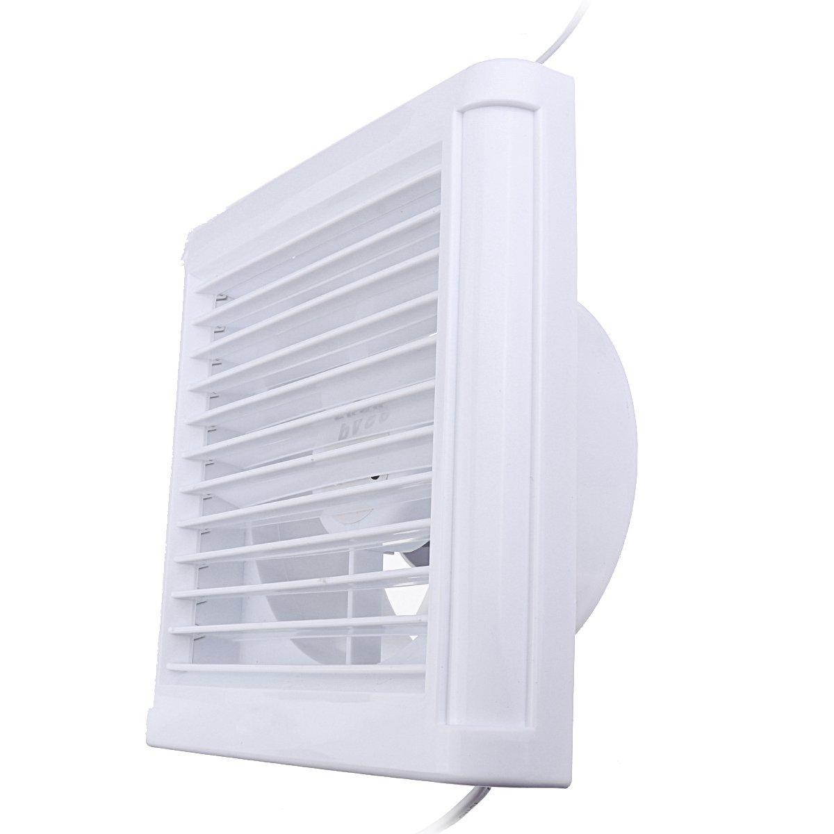 Mute Ventilation Extractor Exhaust Fan Blower Kitchen Bathroom Toilet 4 Inch / 6 Inch