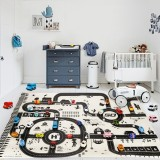 Children Nordic Packing Scene Mat Game Pad /Climbing Pad Family Interactive Toys For Children DIY Playing