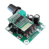 3pcs TPA3110 bluetooth 4.2 Digital Amplifier Board 15Wx2 Class D Stereo Power Amplifier DC 8V-26V