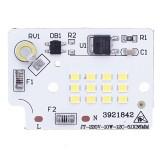 10W LED SMD2835 Chip Lamp Integrated Smart IC Driver for Flood Light AC220V