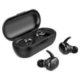 True Wireless Earbuds bluetooth 5.0 Earphone Binaural Call Stereo Waterproof TWS Headphone for Xiaomi Huawei