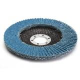 40/60/80/120 Grit Flap Disc 5 Inch Grinding Wheel 125mm Angle Grinder Sanding Tool