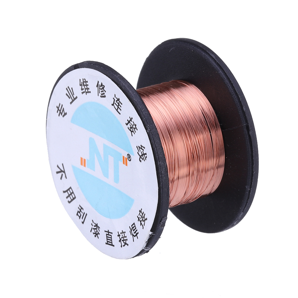 Solder Wire Fly Line iPhone Chip Conductor Wire Fly Copper Line Motherboard BGA CPU BGA IC Chip Repair