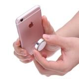 Car Air Outlet Magnet Phone Bracket Car Magnetic Bracket Paste Metal Car Phone Holder