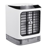 LED 480mL Personal Evaporative Air Cooler Humidifier Portable Air Conditioner Mist Prayer USB Cooler Fan