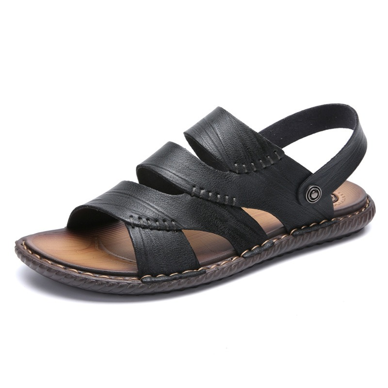 Men Hollow Out Casual Daily Sandals Beach shoes