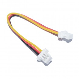 10 PCS 150mm//15cm JST-ZH 1.5mm 3P 3 Pin AV Cable For FPV Camera Transmitter Race