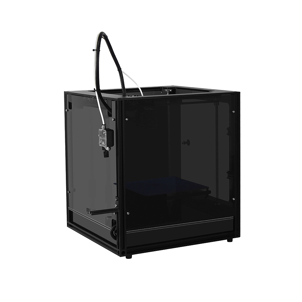 Two Trees SAPPHIRE-S Corexy Structure Aluminium DIY 3D Printer 220*220*200mm Printing Size With Lerdge-X Mainboard/Power Resume/Off-line Print/3.5 inch Touch Screen/Auto-Leveling/Filament Runout