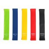 KALOAD 5-40LB Yoga Pull Rope Kits Fitness Exercise Belt Resistance Bands Sports Training Equipment