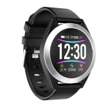 Bakeey G50S Brightness Adjust Heart Rate Blood Pressure Monitor 1.3inch HD IPS Screen 200mAh Long Standby Smart Watch