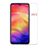 Bakeey 3PCS Anti-explosion HD Clear Tempered Glass Screen Protector for Xiaomi Redmi Note 7 / Note 7 Pro