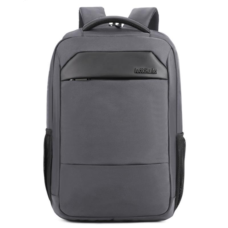 ARCTIC HUNTER B00111 Laptop Backpack Male Laptop Bag Mens Casual Travel Nylon Backpack School Shoulder Bag Business Backpack