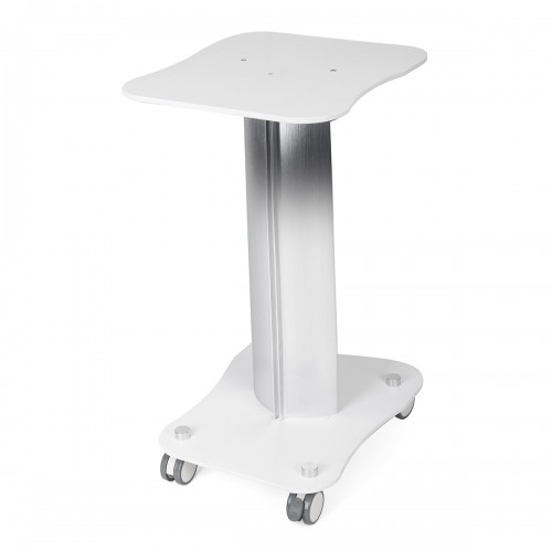 Aluminum Alloy Beauty Instrument Trolley Tools Holder Frame Service Cart Trolley For Beauty Machine Cart