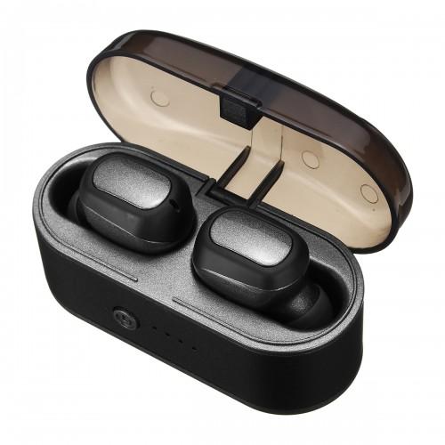 [bluetooth 5.0] TWS Mini Wireless Earbuds Earphone CVC 8.0 Noise Cancelling Bass Stereo IPX5 Waterproof Headphones