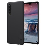 NILLKIN Frosted Shockproof Anti-fingerprint Hard PC Back Cover Protective Case for Huawei P30