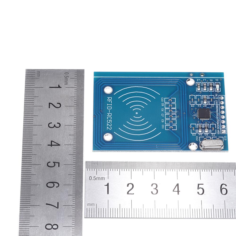 3pcs CV520 RFID RF IC Card Sensor Module Writer Reader IC Card Wireless Module For Arduino