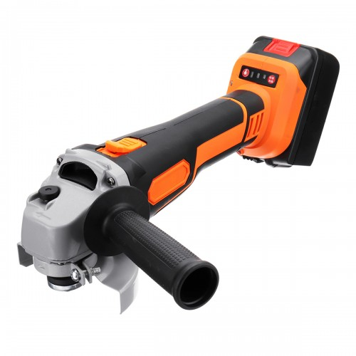 21800mah/29800mah Electric Angle Grinder Lithium Ion Battery Cut Off Tool/Grinder Cordless Polisher Polishing Machine Cutting Tool Set