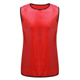 Adult Training Vest Football Basketball Football Game Entertainment Vest Quick-Drying Durable Vest