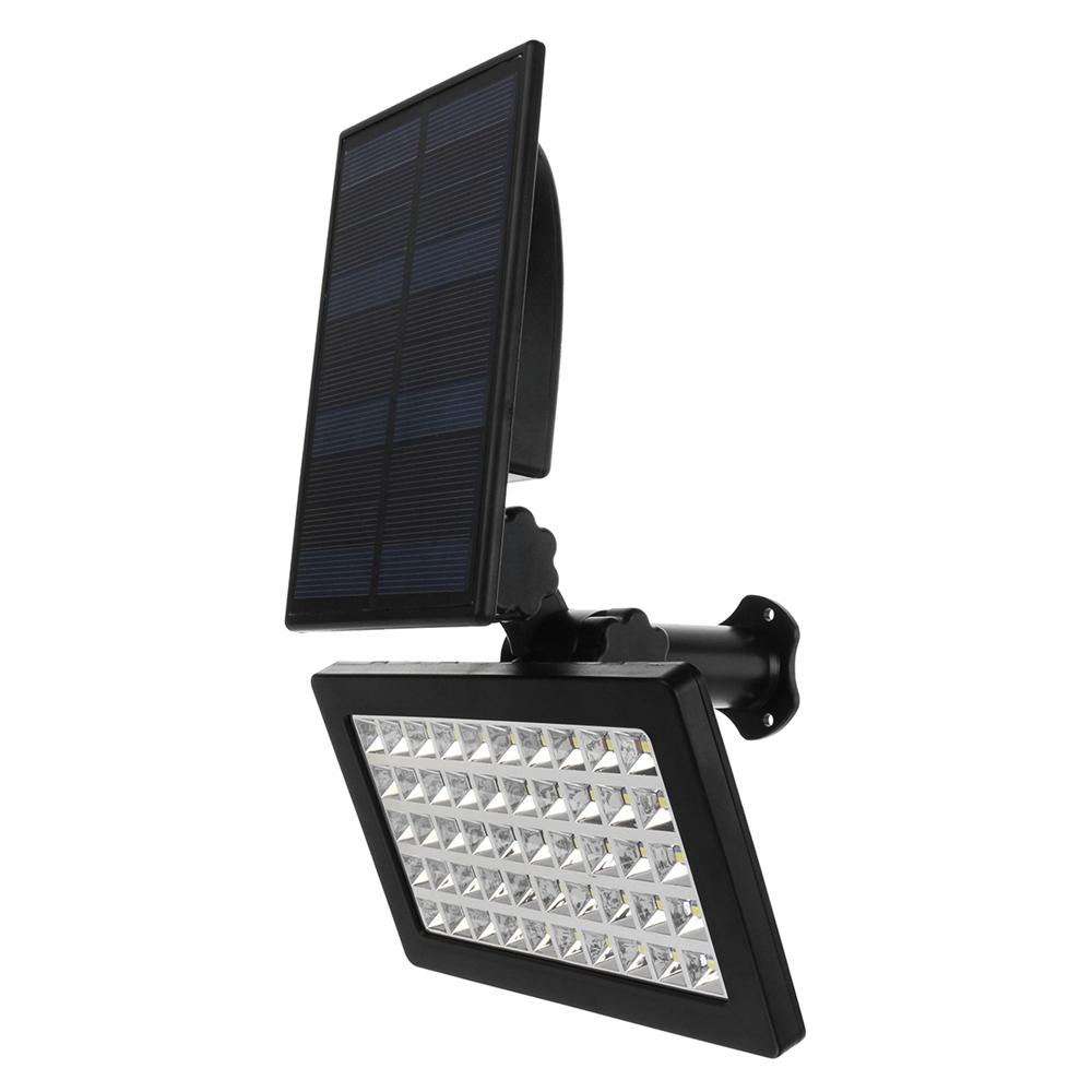Solar Power 50 LED Light Control Lamp Outdoor Waterproof for Outdoor Garden Landscape Lawn Yard