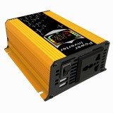 12V-110V/220V Dispaly Inverter 450W Power Inverter Car Modified Sine Wave Converter Solar Power Charger Inverter