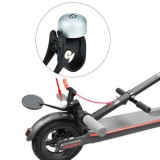 BIKIGHT Electric Scooter Bell Xiaomi Mijia M365 Horn Bike Bicycle Cycling Motorcycl Electric E-bike