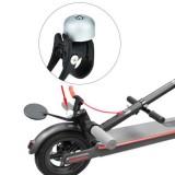 BIKIGHT Electric Scooter Bell Xiaomi Mijia M365 Horn Bike Bicycle Cycling Motorcycl Electric E-bike