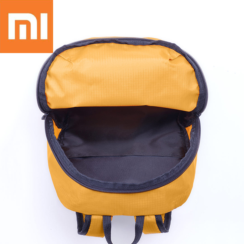 Xiaomi 7L Chest Bag 3 Colors Level 4 Waterproof Nylon 100g Lightweight Messenger Bag For 10inch Laptop Outdoor Travel