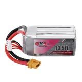 Gaoneng 14.8V 1350mah 130C/260C 4S Lipo Battery XT60 Plug for FPV Racing Drone
