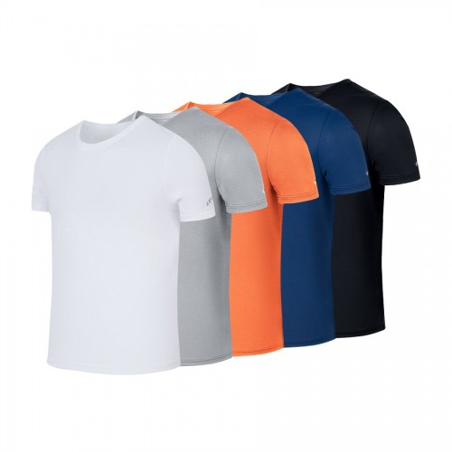 XIAOMI ZENPH Mens Quick Dry Breathable Short Sleeved Sports Comfortable Fitness Sport T-shirts