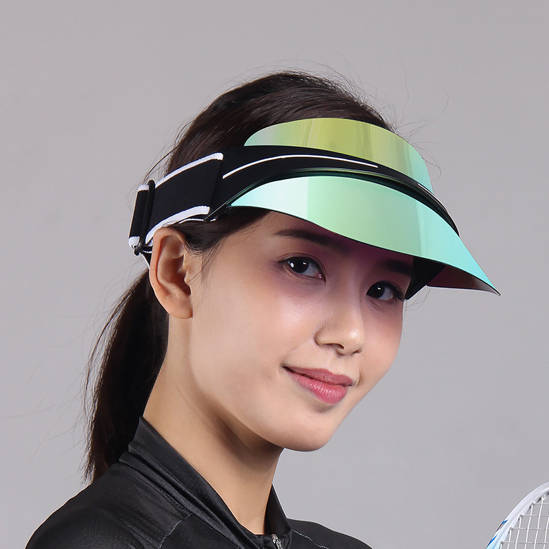 IPRee Unisex Sunhat Summer Visor Cap Anti-UV Sunscreen Beach Hat Protector Men Women