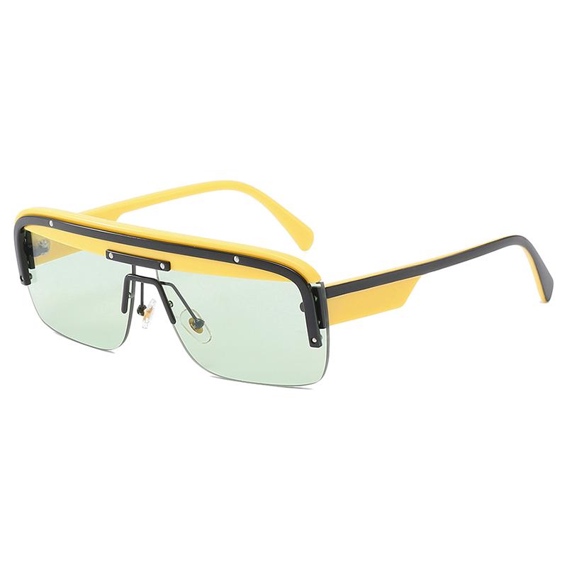 Unisex Vogue Vintage PC Anti-UV Sunglasses Fashion Outdoor Travel Beach Sunglasses
