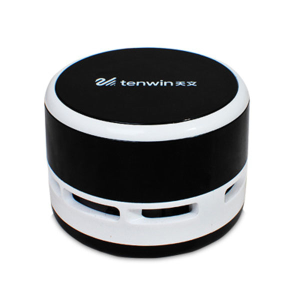 TENWIN Desktop Vacuum Cleaner Electric Desktop Rubber Dust Cleaner Small Household Car Keyboard Dust Cleaner