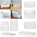 Makeup Drawer Storage Box Cosmetic Jewelry Desktop Plastic Home Organizer Case