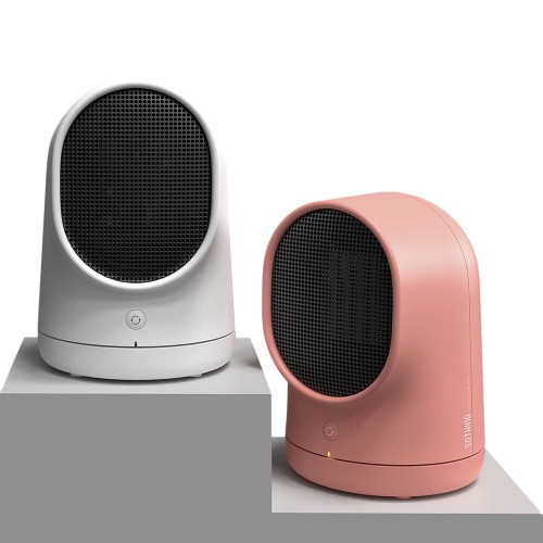 XIAOMI SOTHING Warmbaby Heater 500W Home Small Personal Electric Heater Fan Office Desktop Heater Household Energy Saving