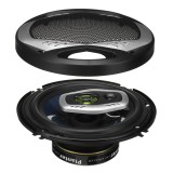 Pair TS-A1683R 6Inch 600W 2-Way Car HiFi Coaxial Speakers Motorcycle Door Audio Horns