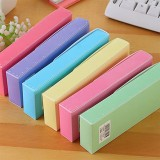 A1150 Candy Color Pencil Bag Case School Supplies Practical Stationery Gift Cute Large-capacity Pen Pencil Case