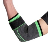 KALOAD 1PC Breathable Elbow Guard Anti Fatigue Sport Elbow Support Fitness Protective Gear