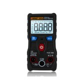 ANENG V02A Automatic Intelligent Gear Recognition Electrician NCV Pocket True RMS Digital Multimeter 4000 Counts Display with AC/DC Voltage and Current Measurement