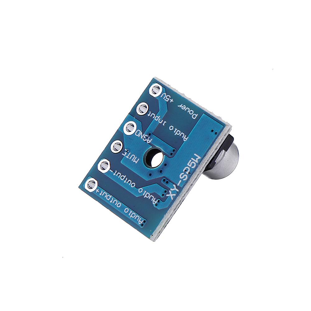 10pcs XY-SP5W 5128 Mini Class D Digital Amplifier Board 5W Mono Audio Power Amplifier
