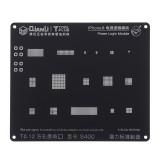 S400 3D BGA Reballing Stencil Power Logic Module BGA Reballing Repair Tool for iPhone 5 5S 6 6S 7G 7Plus 8 8P