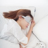 XIAOMI 8H Cool Eye Mask Relaxing Face Eye Pacth Comfort Cover Blindfold Sleeping Rest Aid Portable Breathable Sleep Goggles Cover Feel cool ice Cotton