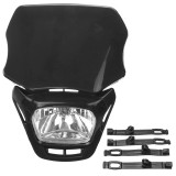 Headlight Headlamp Assembly Light with Bulb For All Dual Sport Motorcycles KTM EXC EXCF XCF XCW SX SXF SMR/Kawasaki