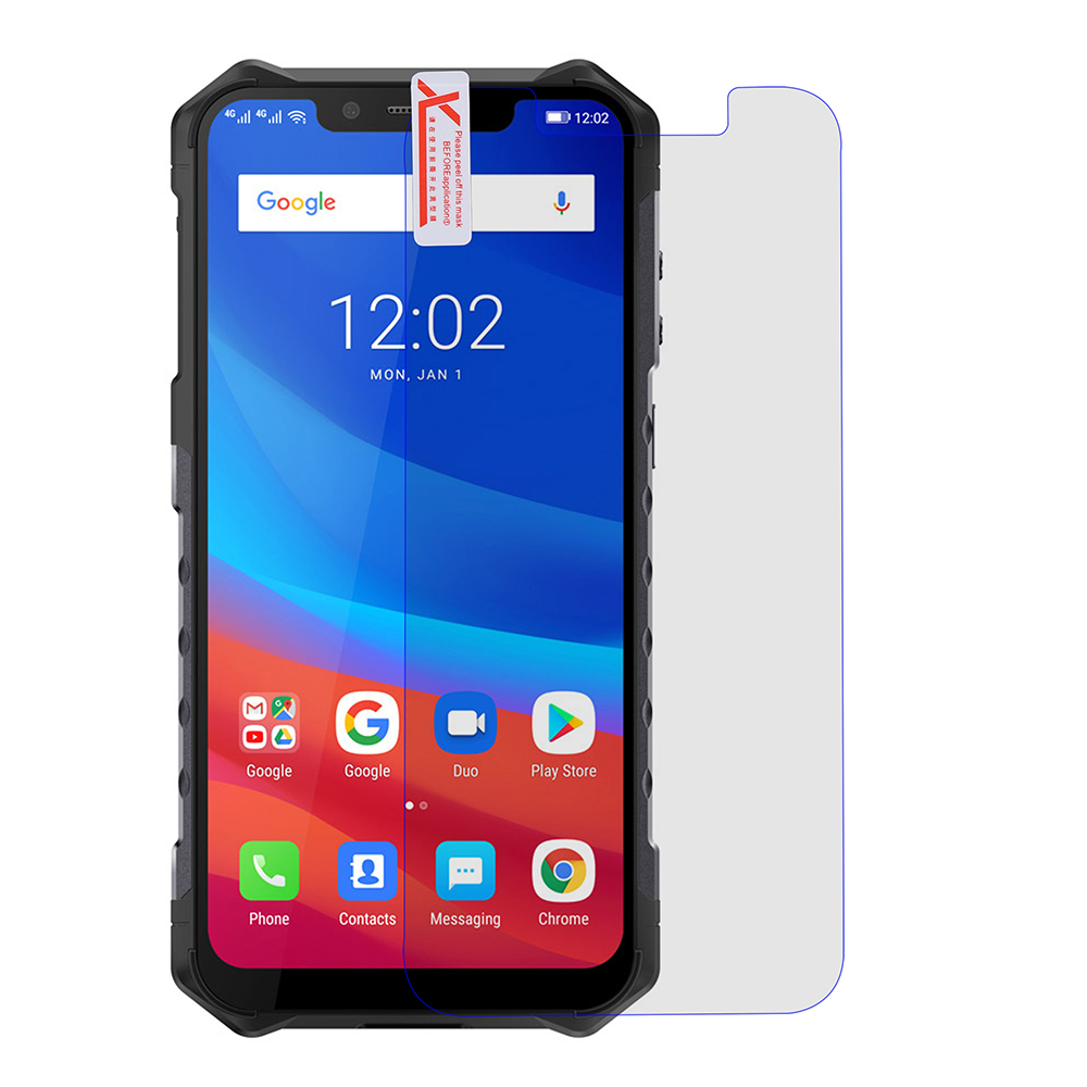 Bakeey Anti-Explosion Anti-Scratch Tempered Glass Screen Protector For Ulefone Armor 6 / Ulefone Armor 6E