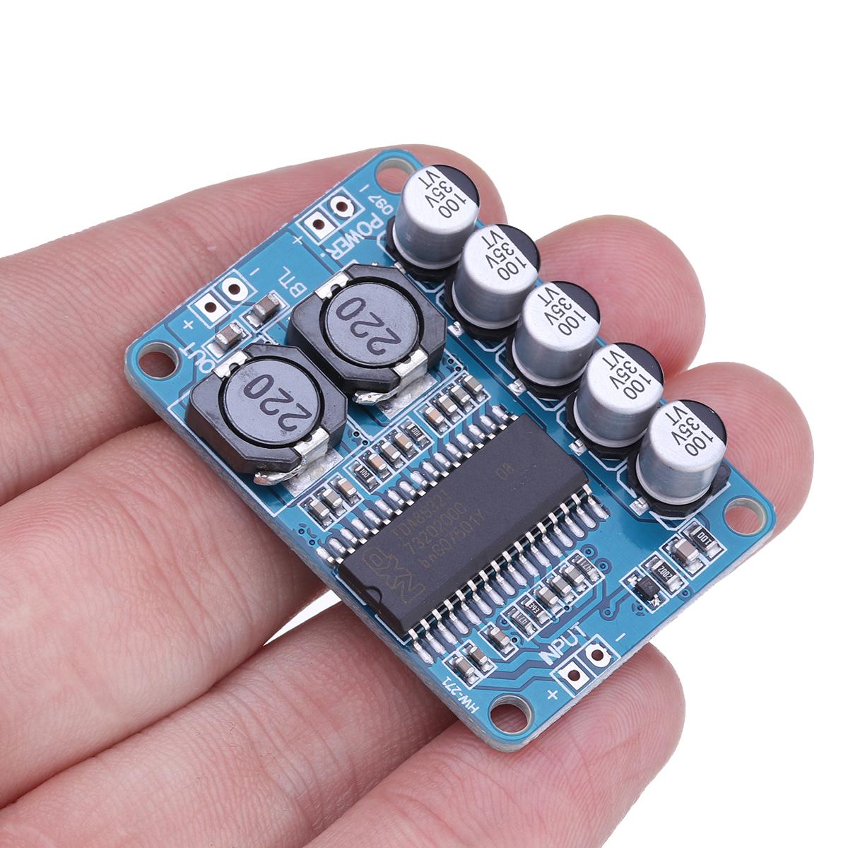 TDA8932 35W Digital Amplifier Board Module Mono amplifier Low Power Consumption