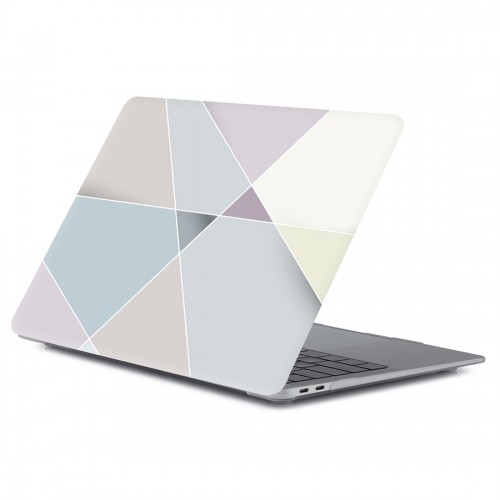 Printing Matte Laptop Protective Case for MacBook Air 11.6 inch A1465 (2012 - 2015) / A1370 (2010 - 2011) (RS-042)