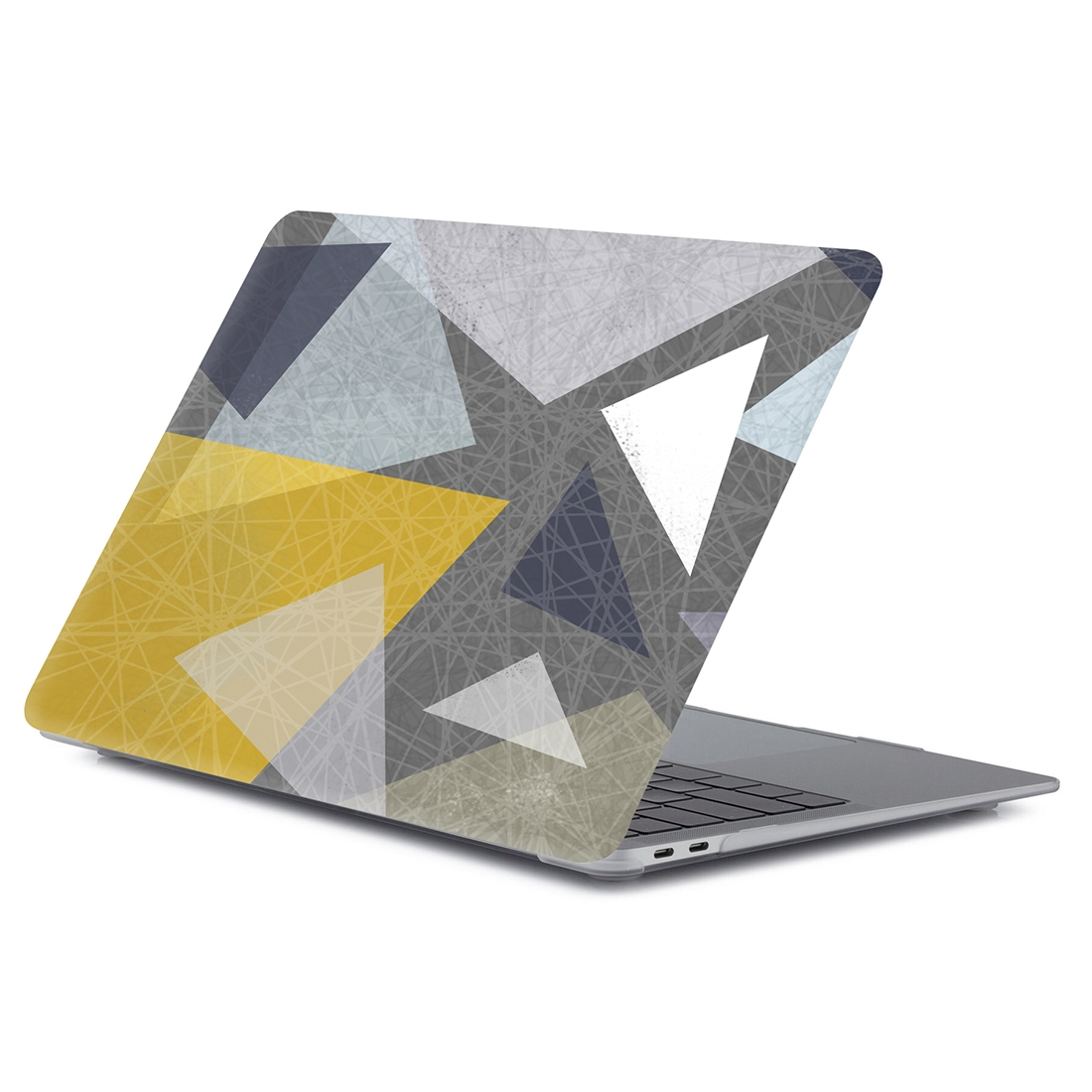 Printing Matte Laptop Protective Case for MacBook Air 11.6 inch A1465 (2012 - 2015) / A1370 (2010 - 2011) (RS-045)
