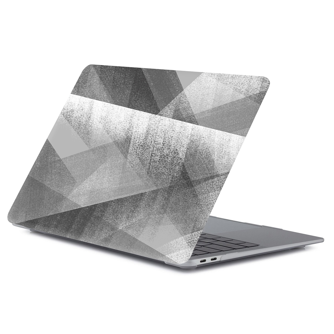 Printing Matte Laptop Protective Case for MacBook Air 11.6 inch A1465 (2012 - 2015) / A1370 (2010 - 2011) (RS-046)