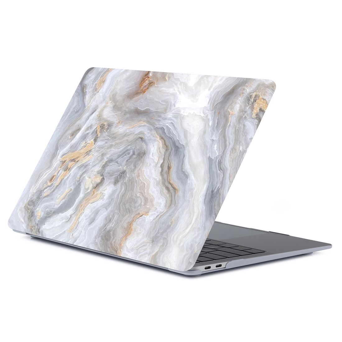 Printing Matte Laptop Protective Case for MacBook Air 11.6 inch A1465 (2012 - 2015) / A1370 (2010 - 2011) (RS-013)